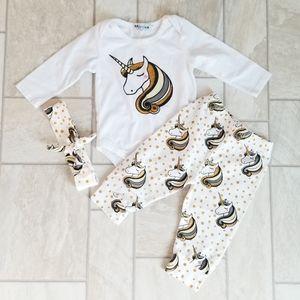 Unicorn Matching Set